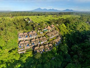 The Viceroy Bali - люкс отель в джунглях Бали