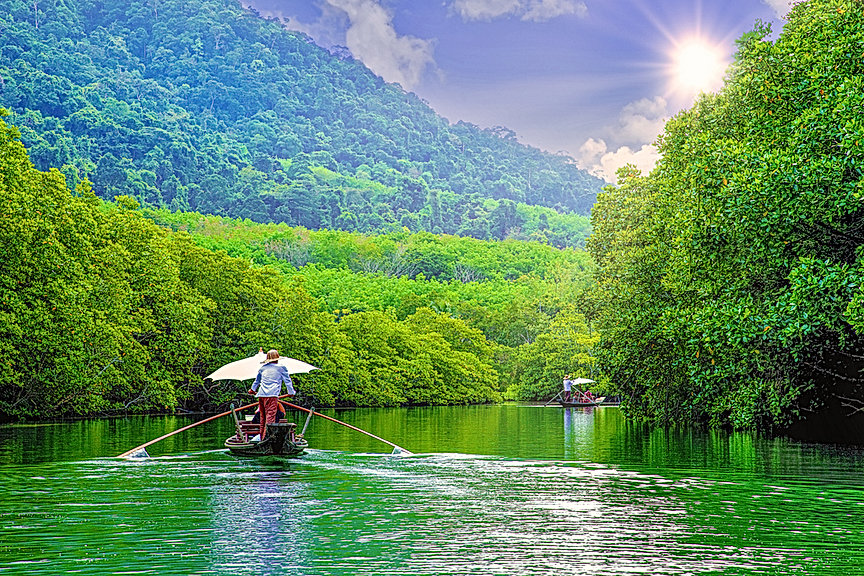 Trat-Ko Chang-Salak Kok Bay (อ่าวสลักคอก
