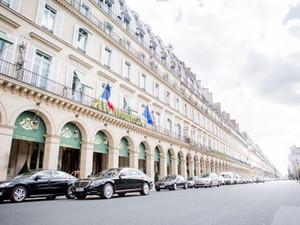 Открытие флагманского магазина La Maison Valmont в отеле Le Meurice