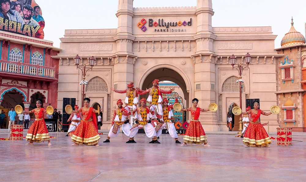 Bollywood Parks Dubai www.turpressa.com