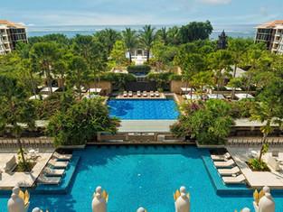 Три лучших номера в отеле Mulia Bali