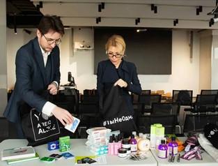 Российский косметический бренд MIXIT стал частью Emergency Box для женщин и детей