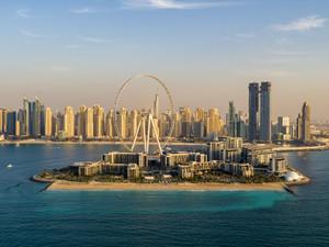 Caesars Bluewaters Dubai: «Жить как Цезарь»! Курортная страна в Персидском заливе у берегов Дубая.