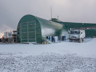Полевой сезон в «Русской Арктике» завершён