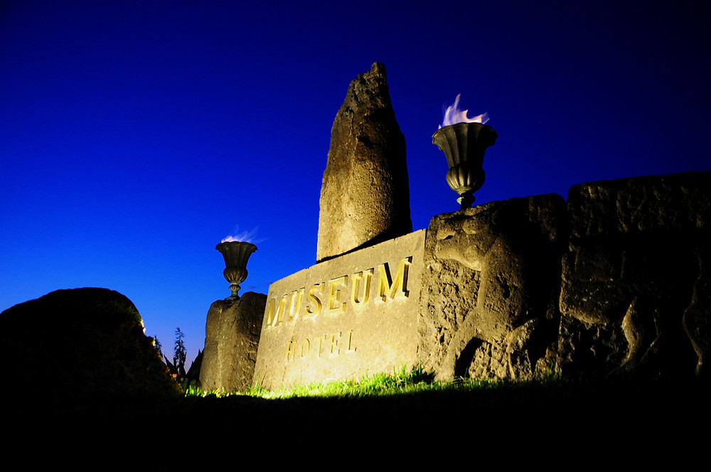 Museum Hotel www.turpressa.com