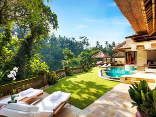 Вилла Viceroy в отеле Viceroy Bali - президентский рай для молодоженов