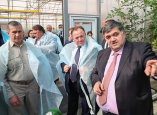 Юрий Трутнев в Ингушетии: Не скажете, как пройти в библиотеку?!