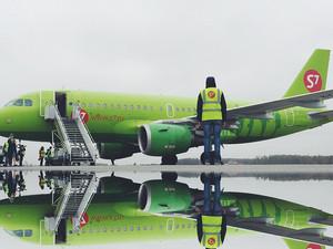 «Тотальный диктант» пройдет на десяти рейсах S7 Airlines
