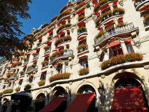 Dior Institut в Hôtel Plaza Athénée