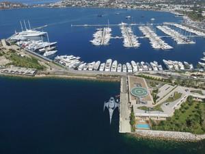 Yalıkavak Marina примет участие в выставке Monaco Yacht Show 2019