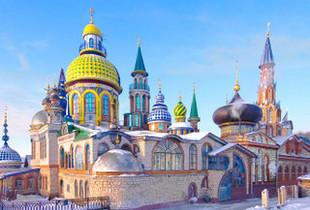 Из из Екатеринбурга в Казань отправится первый туристический поезд выходного дня