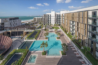 The Residences в отеле Caesars Palace Dubai: весна приходит в Дубай
