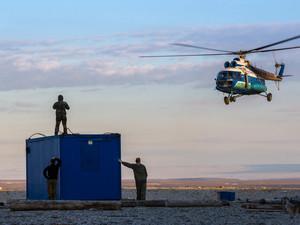 В национальном парке «Русская Арктика» завершился летний полевой сезон.