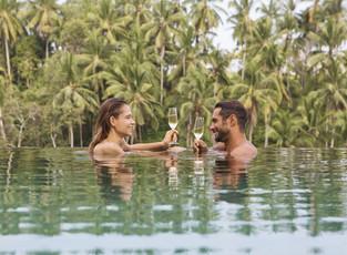 Тропический рай для двоих в Viceroy Bali