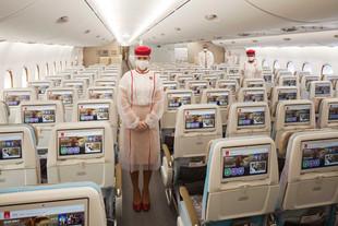 Эмирейтс начала тестирование IATA Travel Pass