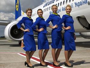 «Небесные ласточки» : аэропорт «Борисполь» основал конкурс формы бортпроводниц
