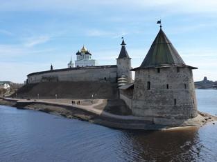 Псков вошёл в десятку лучших мест в России по рекомендациям путешественников на www.booking.com