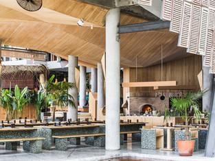 Новый ресторан Ijen в Potato Head Beach Club