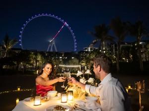 Романтические выходные в Дубае, Caesars Bluewaters Dubai