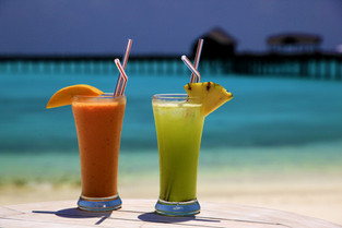 Sun Siyam Iru Fushi Maldives: отдых начинается сразу от трапа самолета
