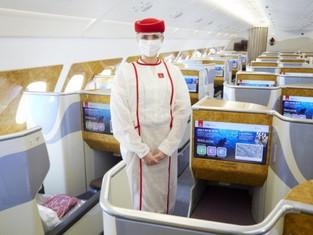 Эмирейтс заняла первое место в рейтинге самых безопасных авиакомпаний