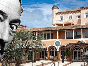 Отель Château de la Messardière проводит мероприятие в честь маэстро Сальвадора Дали с 8 июля по 21