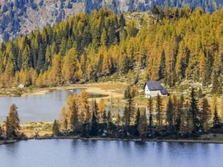 Трентино: осенний отдых в горах