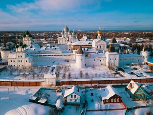 Новогодний тур под звон колоколов в AZIMUT Отель Ростов Великий
