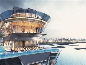 AURA Skypool Lounge:новая must visit достопримечательность на карте Дубая