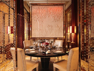 Ужин Swarovski в Hotel Principe di Savoia, Милан
