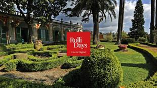Генуя, Палацци-деи-Ролли: Rolly Days 14-16 мая