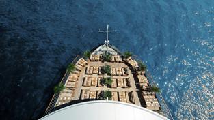 Открылась летняя event-веранда яхты «Ласточка» (Yacht Event)