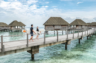 Лови волну: неповторимый сёрф-кэмп на Мальдивах в отеле Club Med Kani