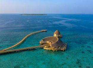 Настоящая роскошь для ценителей на Faarufushi Maldives