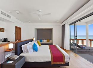 Kuramathi Maldives: с террасы прямо в океан!