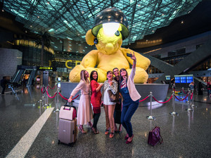 ТОП-10 впечатляющих скульптур Катара, которые не оставят вас равнодушными