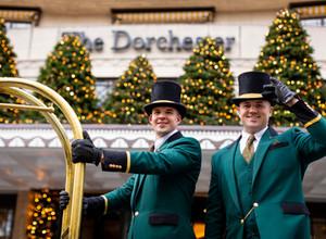 Зимние праздники в отелях Dorchester Collection
