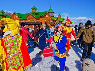 Россияне зимой 2021 г. отдыхали там, «где можно»