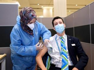 Эмирейтс Груп запускает программу вакцинации против COVID-19