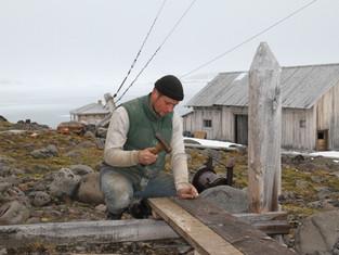 Сотрудники Русской Арктики вернулись из Тихой
