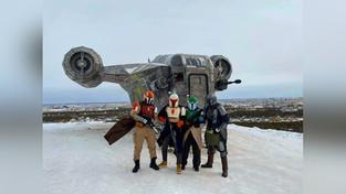 """В Якутии построят корабль Люка Скайуокера из """"Звездных войн"""""""