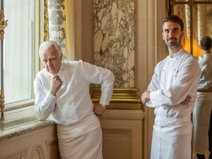 Ален Дюкасс назначил нового шеф-повара в Restaurant le Meurice Alain Ducasse