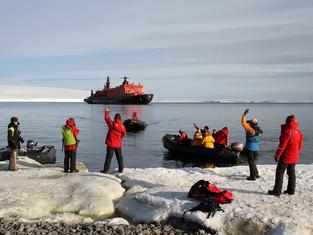 Стартует круизный сезон в «Русскую Арктику»