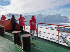 Более тысячи туристов посетили «Русскую Арктику» этим летом