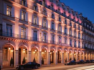 Le Meurice - двухвековая история Парижа