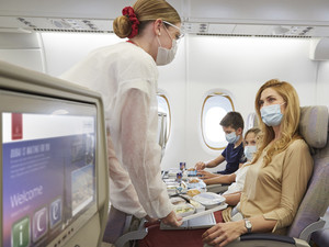 Эмирейтс предлагает расширенное страхование от различных рисков во время путешествий