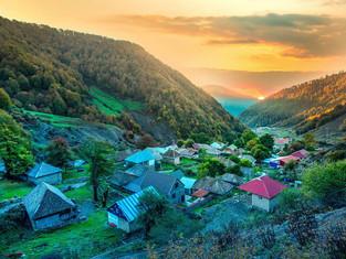 В Азербайджан за здоровьем - целебная нефть, соляные горы, горячие источники, парафинотерапия