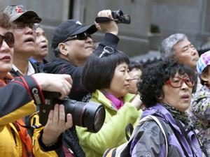 Китайские туристы оставили в России более 2 миллиардов долларов.