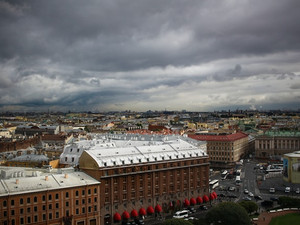 В ОСИГ направили Михаилу Мишустину пакет мер по поддержке турбизнеса Санкт-Петербурга