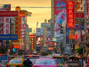 Изменения в транспортном сообщении Таиланда